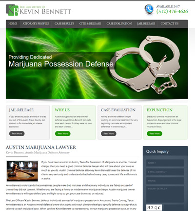Austin Marijuana Lawyer