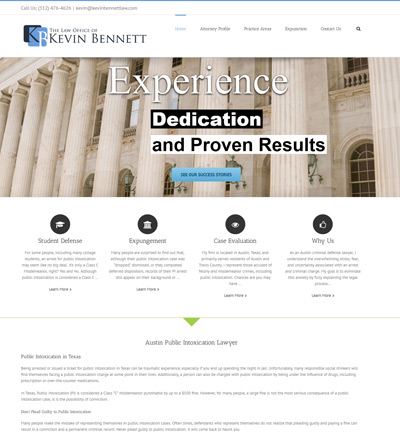 Law Offices Kevin Bennett