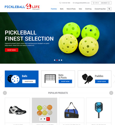 Pickle Ball 4life