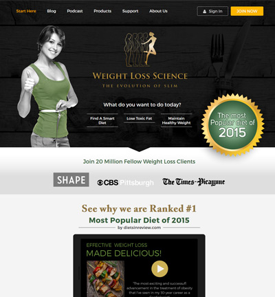 Weight Loss Science