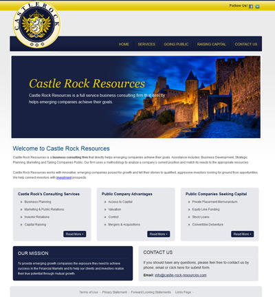 Castle Rock Resources