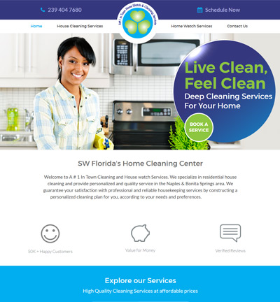Naples Maid House Cleaning Service